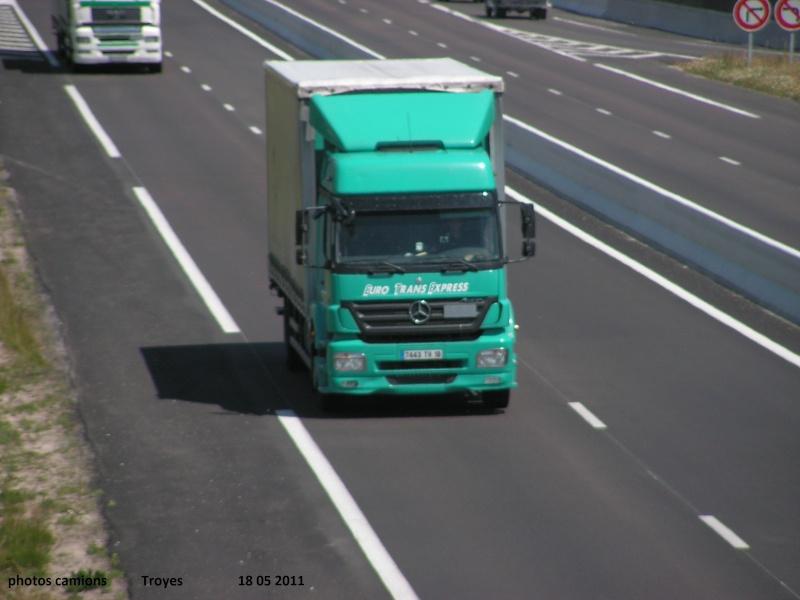 Euro Trans Express.(Fussy, 18) Rocad624