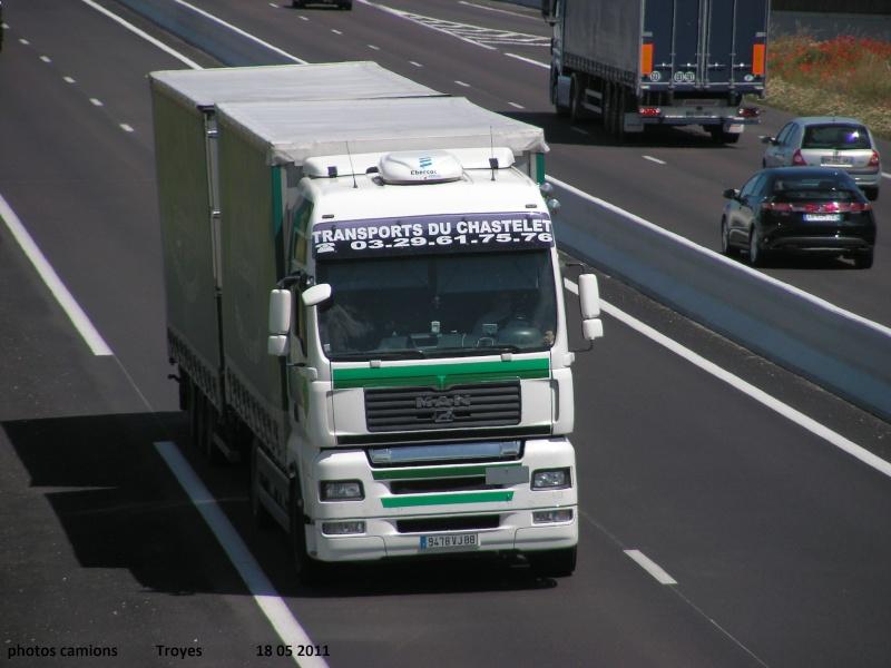 Transports du Chastelet (Le Syndicat, 88) Rocad625