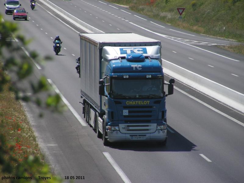 Transports Chatelot (Saint Dizier 52) Rocad682