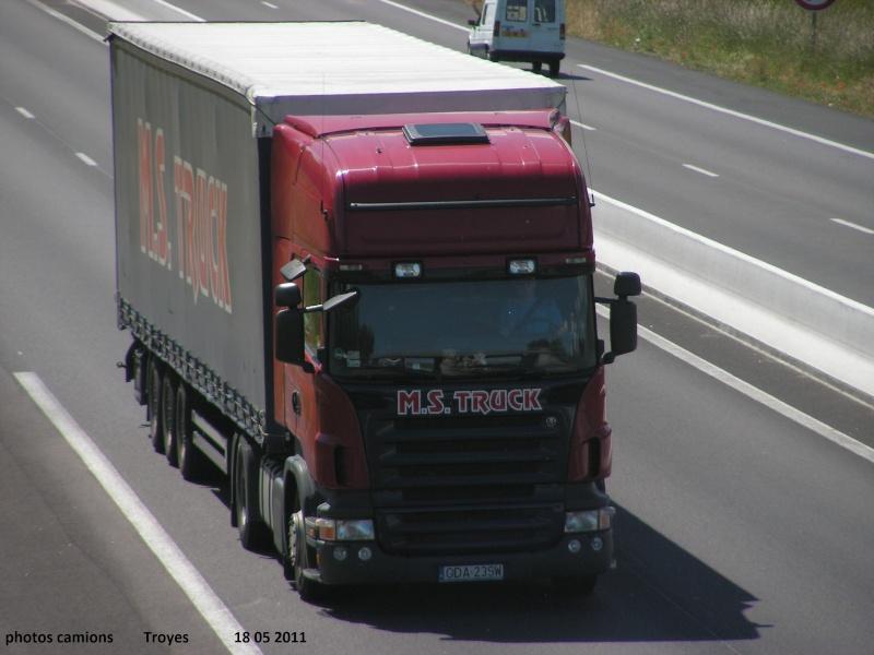 M.S. Truck (Siedlce) Rocad687