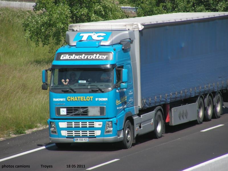 Transports Chatelot (Saint Dizier 52) Rocad721