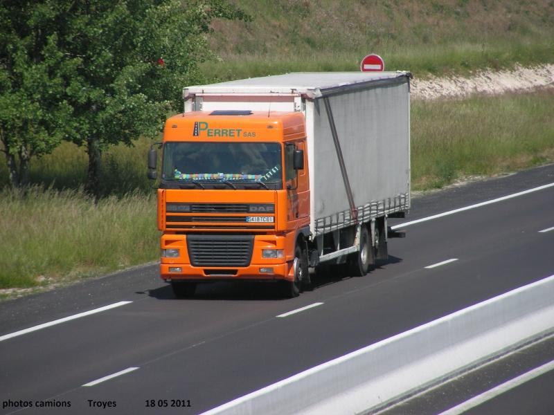 Transports Perret (l'Aigle 61) Rocad738