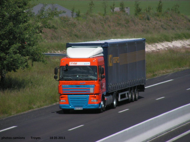 TYM (Transports Yvan Muller) (groupe Dupessey) (Illzach, 68) Rocad745