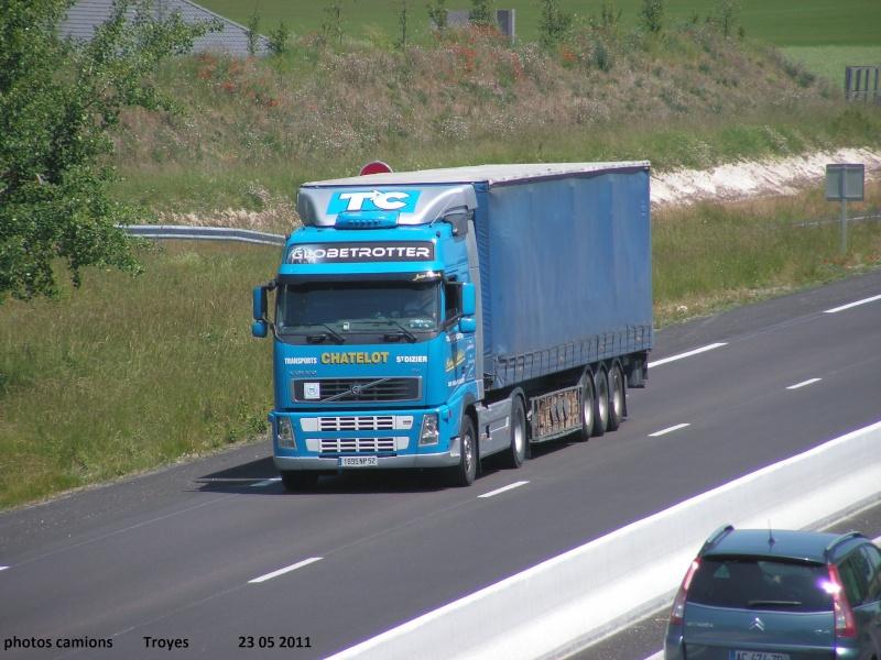 Transports Chatelot (Saint Dizier 52) Rocad804