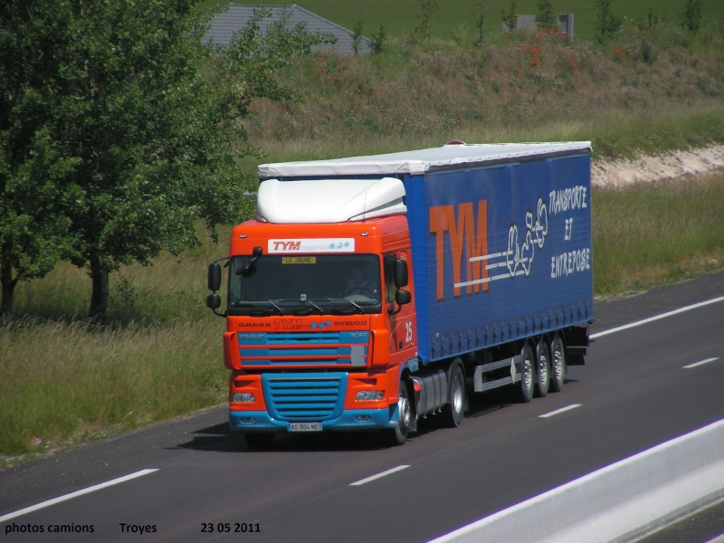 TYM (Transports Yvan Muller) (groupe Dupessey) (Illzach, 68) Rocad858