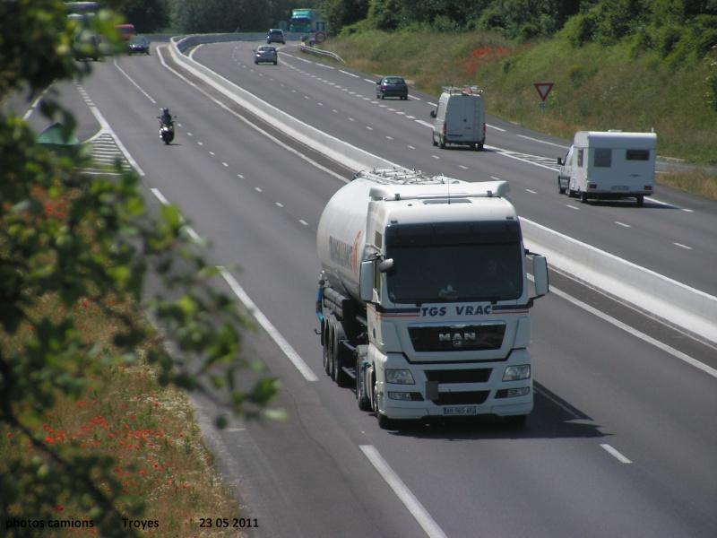 T.G.S Vrac. (Transalliance)(Fléville devant Nancy, 54) Rocad862