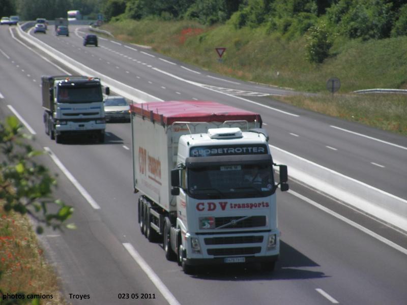 CDV Transports (Argenvieres, 18) Rocad869