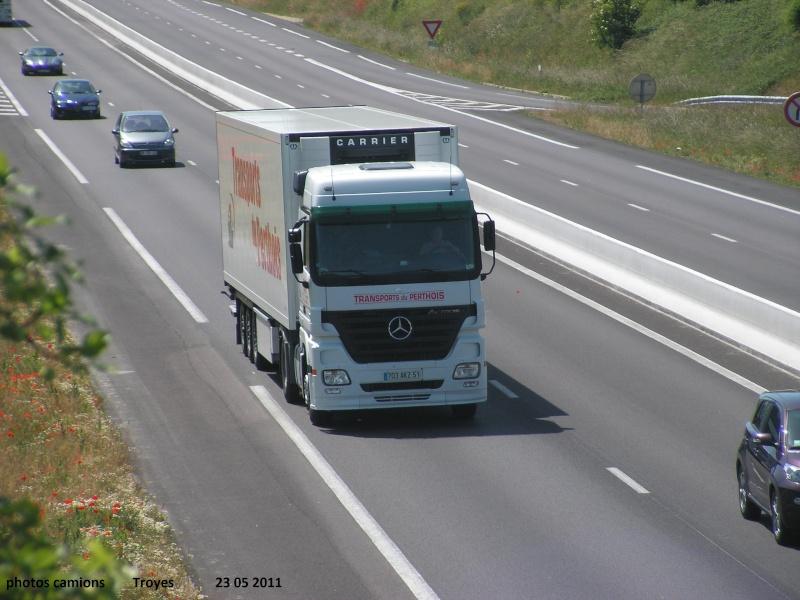 Transports du Perthois (Marolles, 51) Rocad881