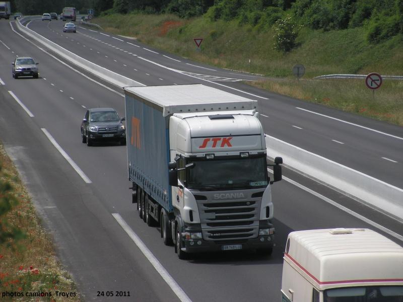 STK (Société des Transports Krompholtz) (Solgne) (57) Rocad962