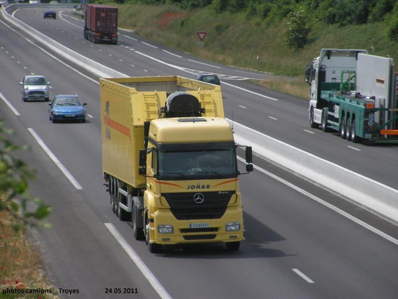 Johar (Groupe Tratel)(Luxemont et Villotte, 51) Rocad982