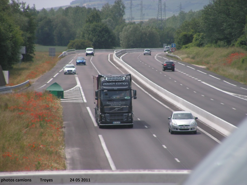 Transports Jérome Couvert (Stenay, 55) Rocad986