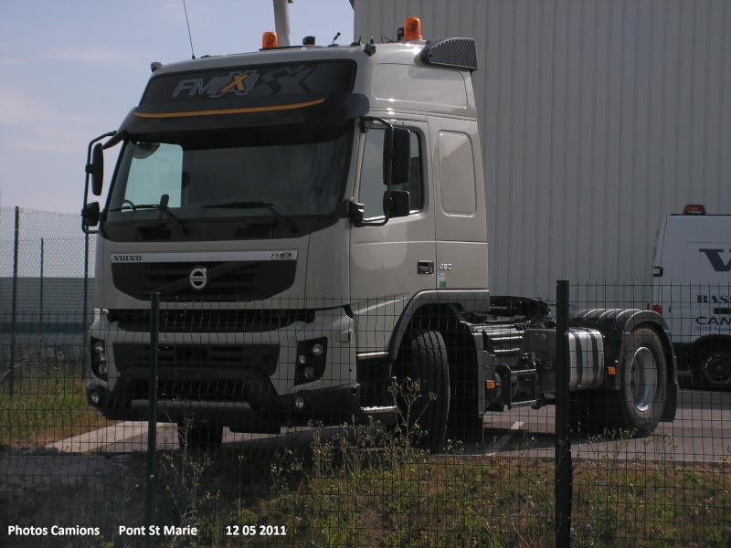 FMX la gamme chantier de Volvo Rocade11