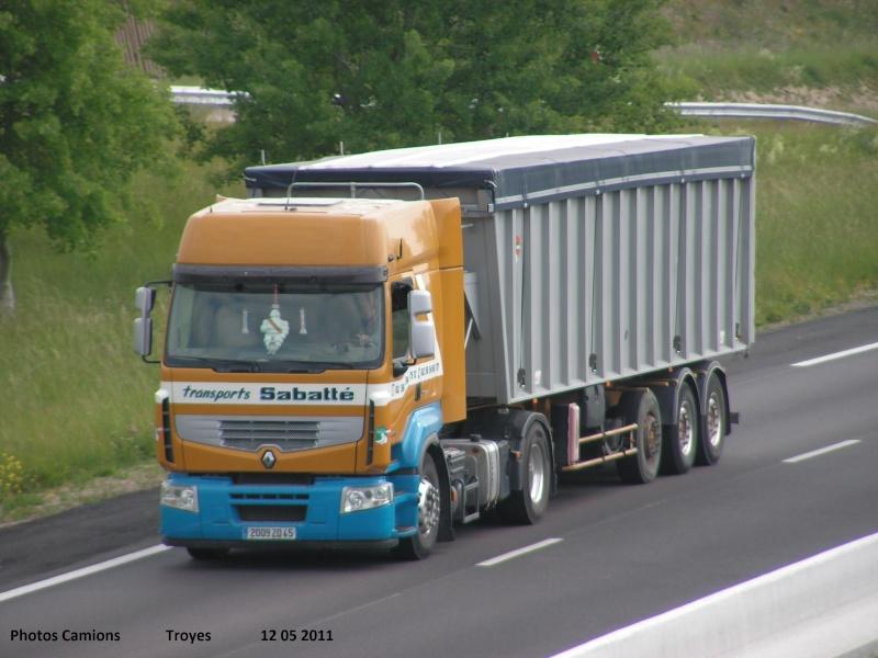 Transports Sabatté (Malesherbes, 45) Rocade21