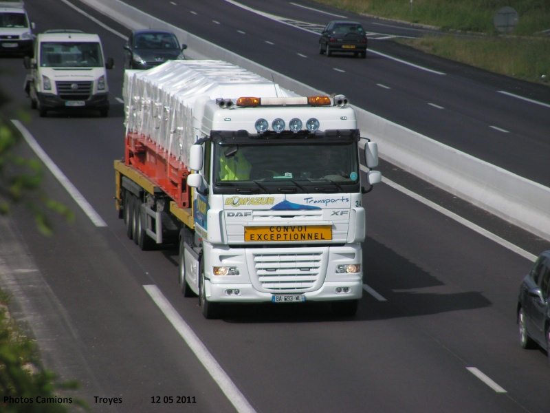 Transports Dom'azur (Cournon d'Auvergne, 63) Rocade53