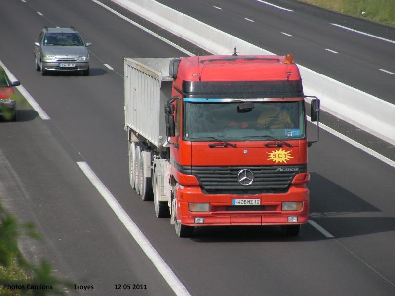 SCT  (Société Coffinet Transports) (Montceaux les Vaudes) (10) Rocade64