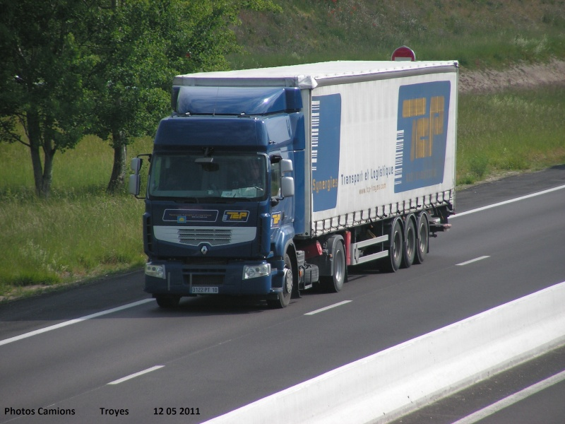 TCP. (Transports Champagne Provence)(Saint André les Vergers, 10) Rocade88