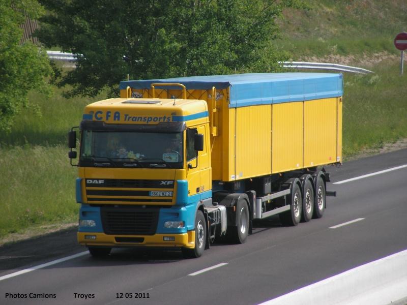 CFA Transports (Brazey en Plaine, 21) Rocade93
