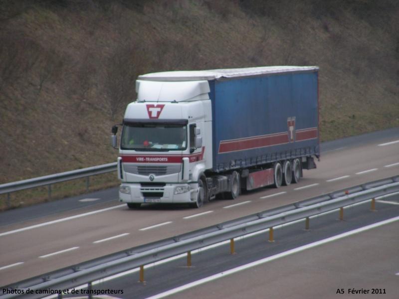 Vire Transports.(Groupe Chatel) (14) Sur_l106