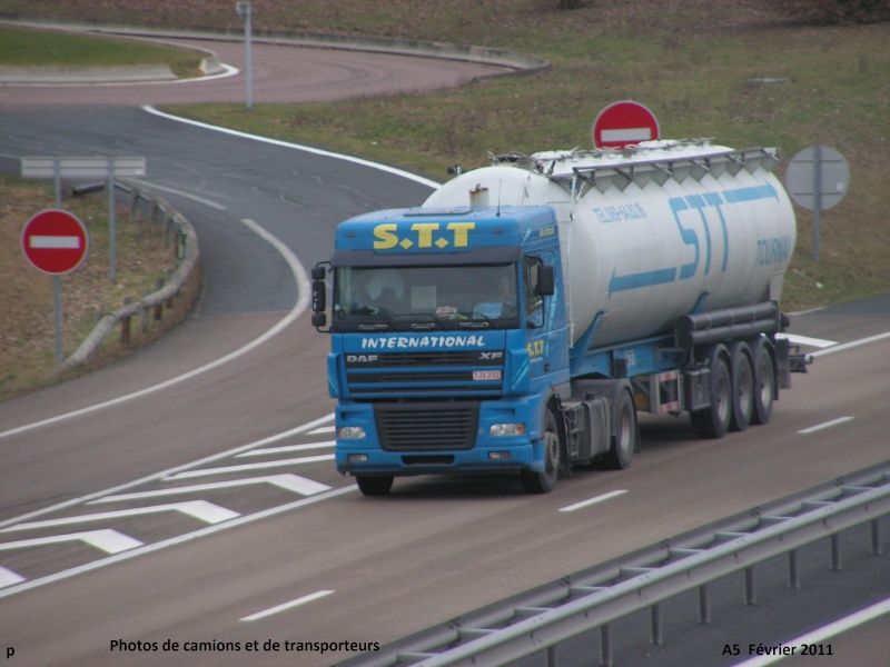 STT international (Tournai , La Louviere) Sur_l141