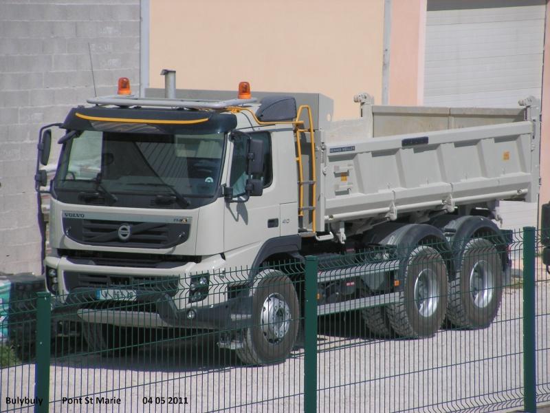 FMX la gamme chantier de Volvo Sur_le31