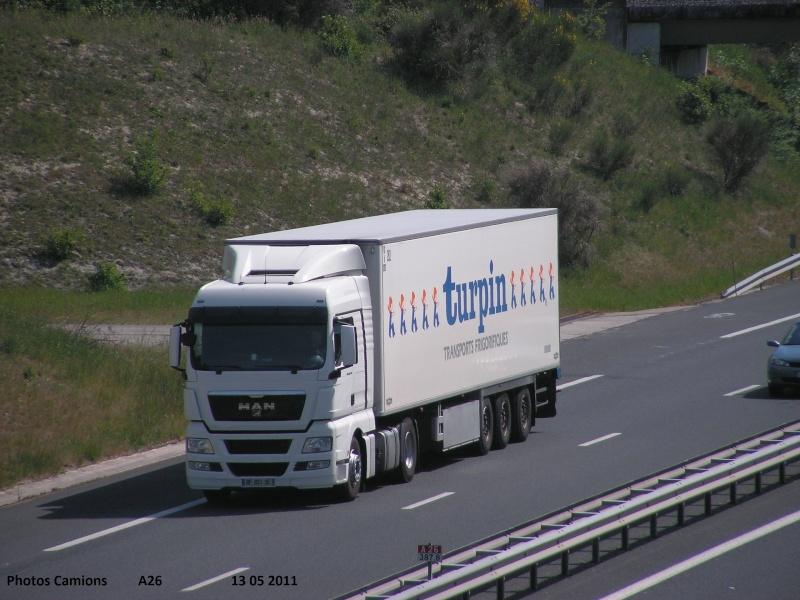 Transports Frigorifiques Turpin (Premesques 59) Vendr146