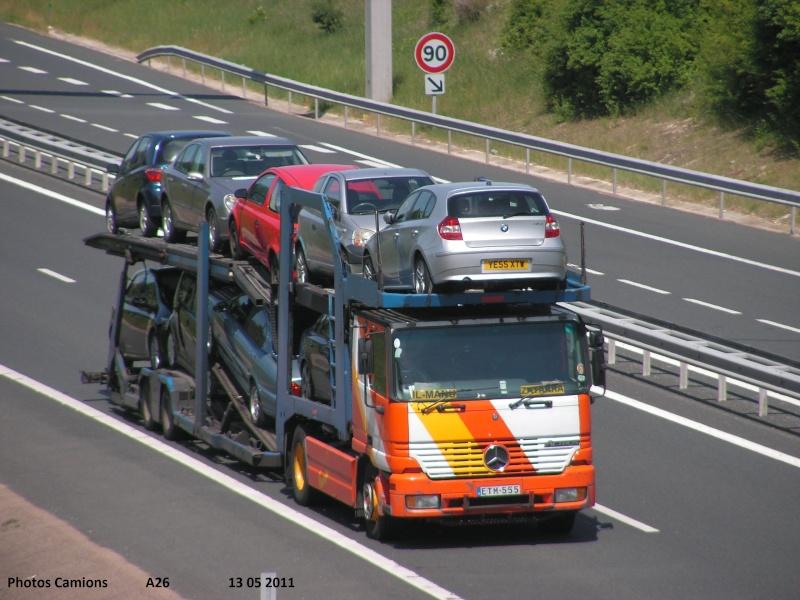 Mercedes Actros MP 1,2 et 3 Vendre25