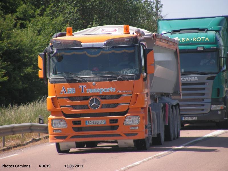 ABB (Anne Blandine Bourgoin) Transports (Vaudes) (10) Vendre36