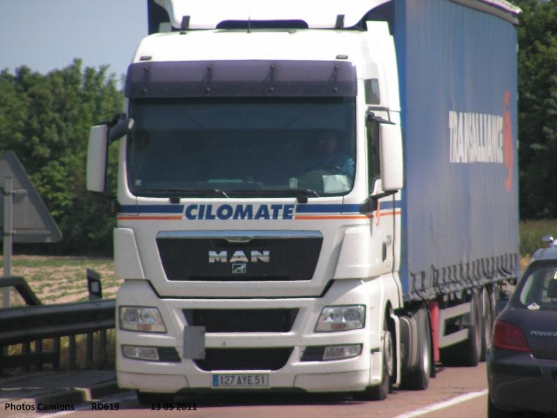 Cilomate  (Transalliance)(Jarny, 54) Vendre80