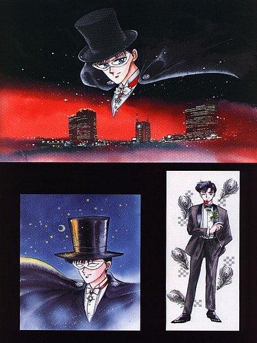 Mamoru Chiba/Tuxedo Mask/Ritter des Mondlichts/Endymion - Bilder 522