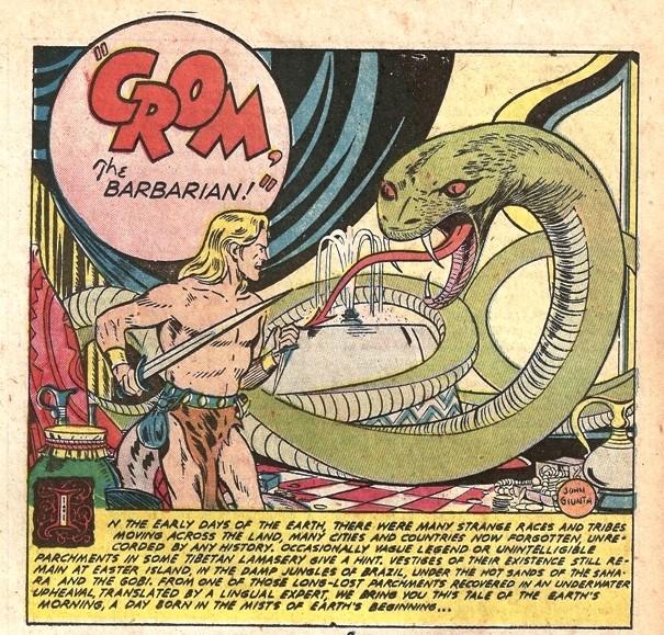 Les Chroniques de Conan - Les comics en intégrale - Page 3 Crom0110