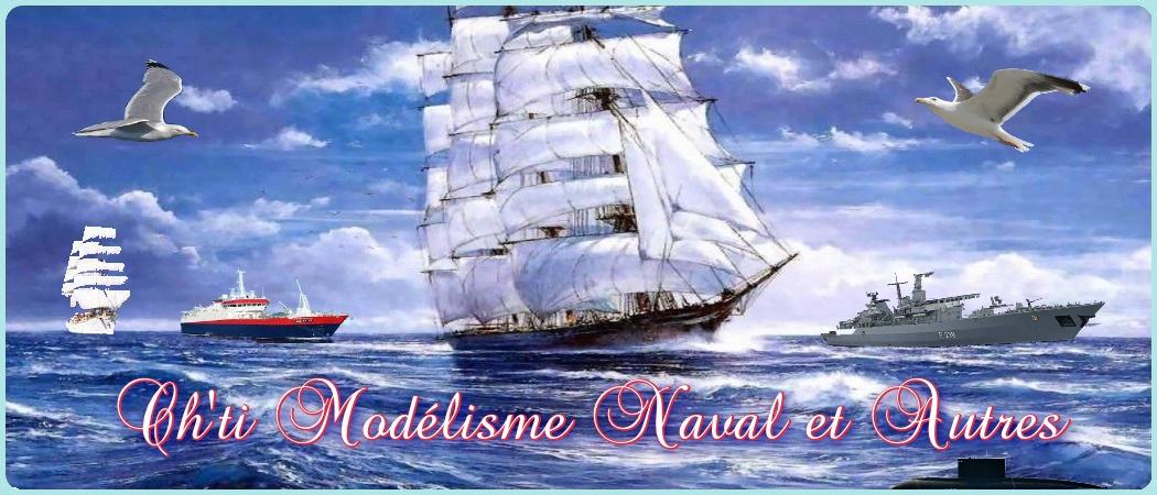 Ch'ti modélisme naval et autres