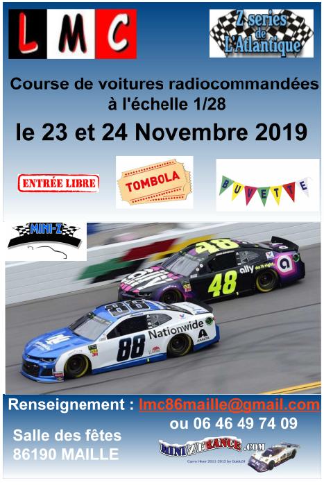 Z SERIES ATLANTIQUE - LMC  MAILLE (86)- 23 et 24 Novembre 2019 Lmc10