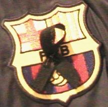 Fallece Sergio Roman, jugador de 21 años del Barça 14030410