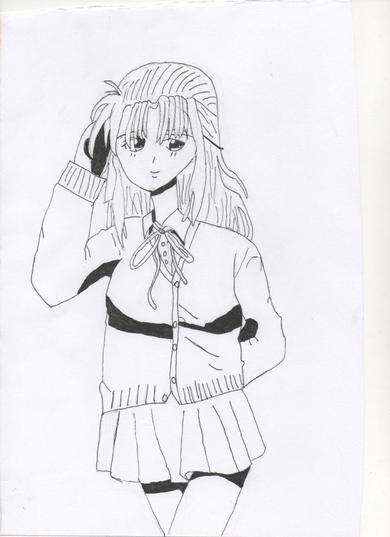 voici des dessins ! - Page 3 Contra28
