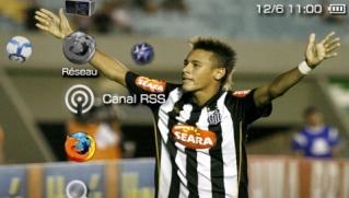[ PSP ] Thème Neymar  20110610