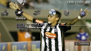 [ PSP ] Thème Neymar  20110614
