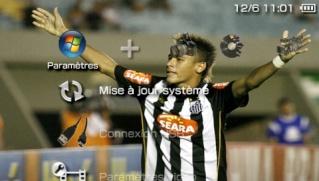 [ PSP ] Thème Neymar  20110616