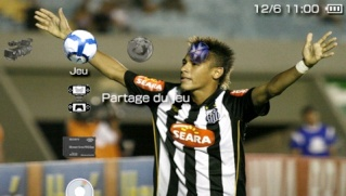 [ PSP ] Thème Neymar  20110617