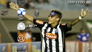 [ PSP ] Thème Neymar  20110618