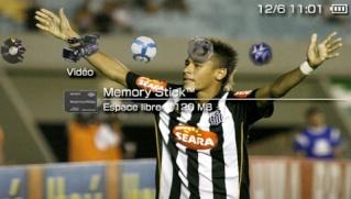 [ PSP ] Thème Neymar  20110619