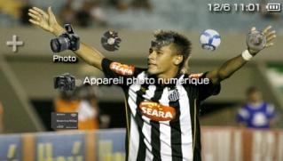 [ PSP ] Thème Neymar  20110620