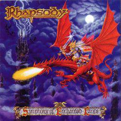 Rhapsody of fire Sympho10