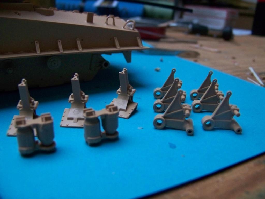 Sherman M4A3E8 easy eight de RFM AU 1/35 - Page 2 100_4739
