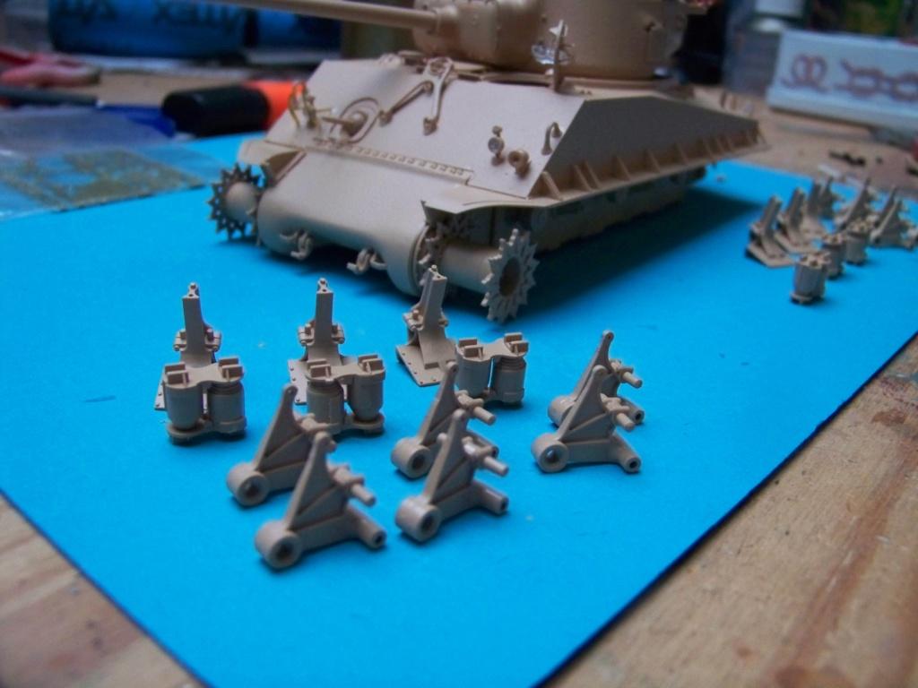 Sherman M4A3E8 easy eight de RFM AU 1/35 - Page 2 100_4740