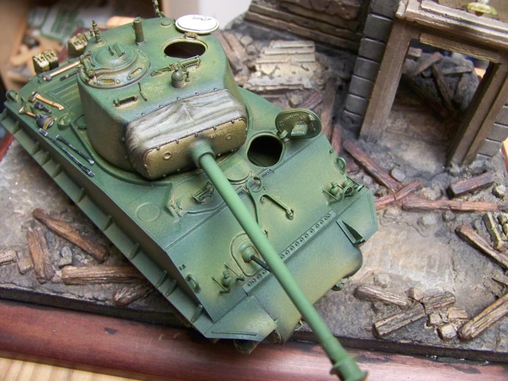 Sherman M4A3E8 easy eight de RFM AU 1/35 - Page 3 100_4820
