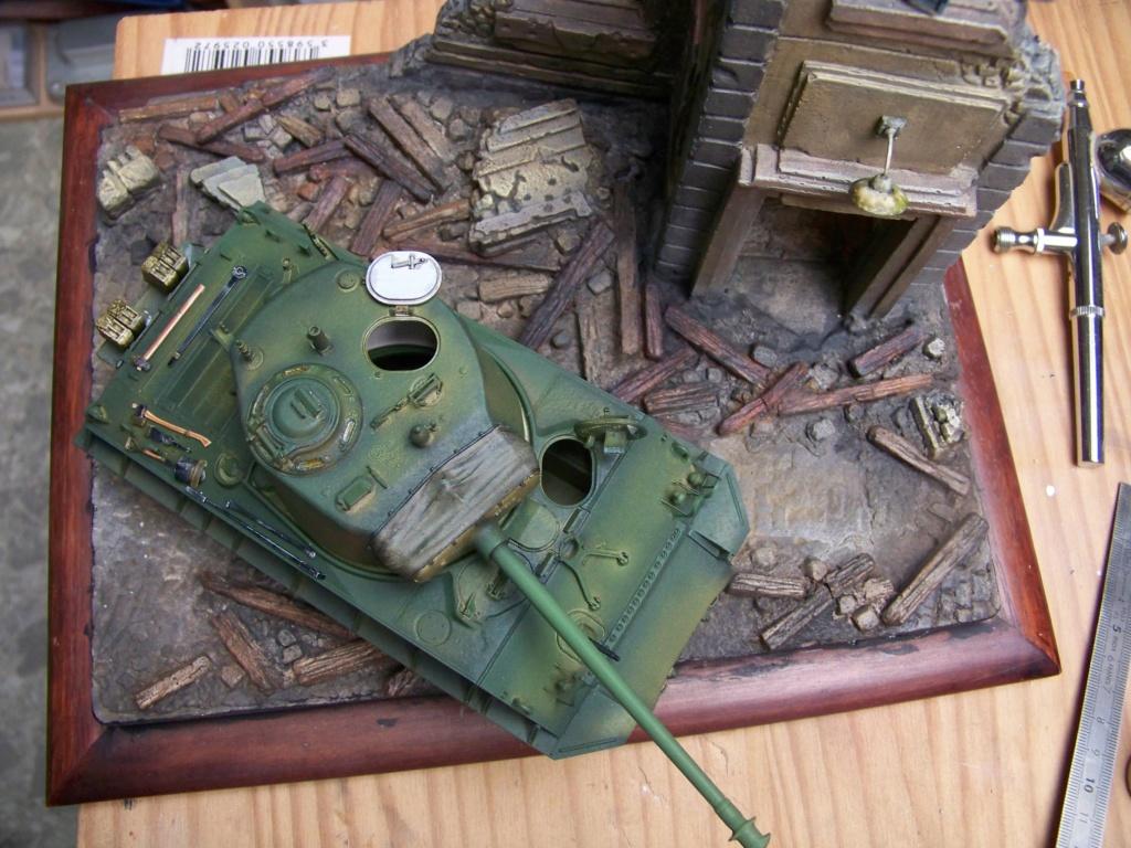 Sherman M4A3E8 easy eight de RFM AU 1/35 - Page 3 100_4821