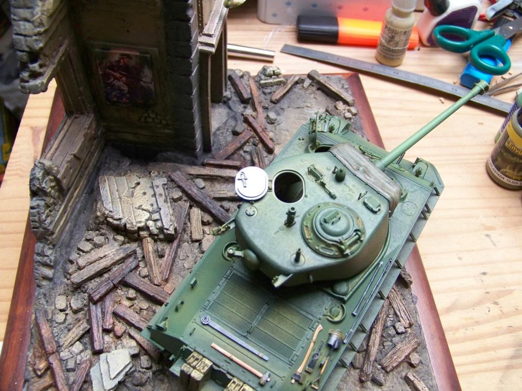 Sherman M4A3E8 easy eight de RFM AU 1/35 - Page 3 100_4822