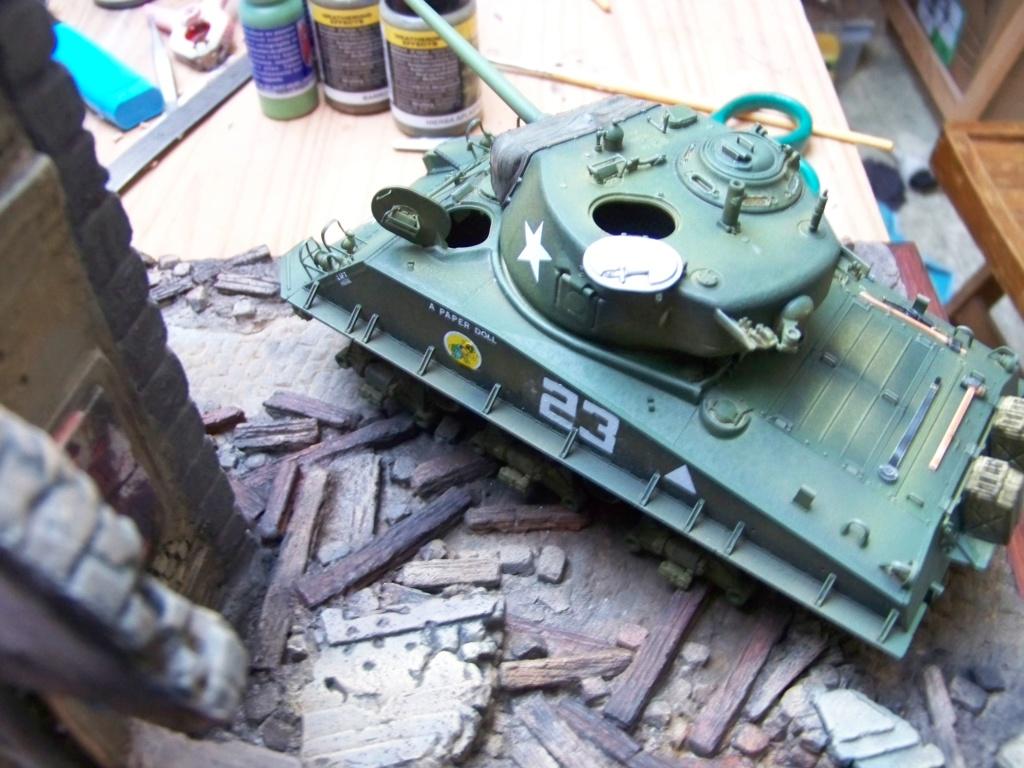 Sherman M4A3E8 easy eight de RFM AU 1/35 - Page 3 100_4825