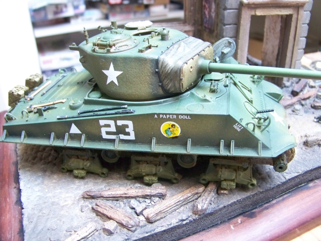 Sherman M4A3E8 easy eight de RFM AU 1/35 - Page 3 100_4826