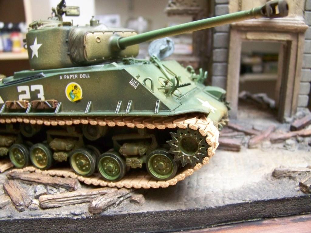 Sherman M4A3E8 easy eight de RFM AU 1/35 - Page 4 100_4831